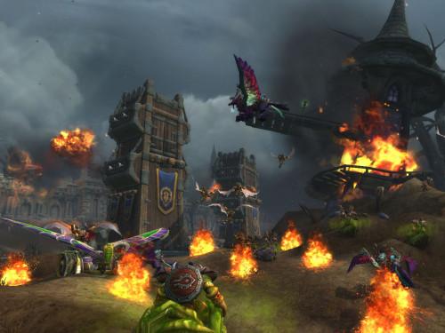 El Pre-Parche de Battle for Azeroth se aproxima a los Reinos de Pruebas
