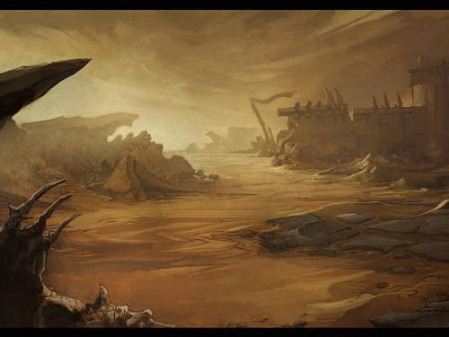 Zonas de Diablo: Alcarnus