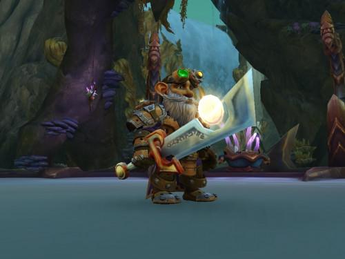 Curiosidades de Warcraft: Tigole's Trashbringer