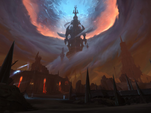 Avance de Shadowlands: Las Fauces