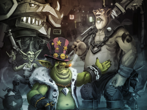 Fan Arts Warcraft: Capítulo LXVII