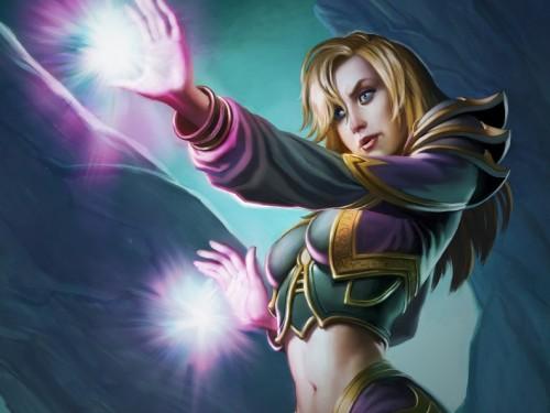 Héroes de Azeroth: Jaina Valiente