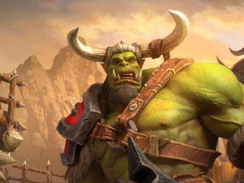 Relatos desde la Forja: Rediseño de los Orcos en Warcraft III Reforged