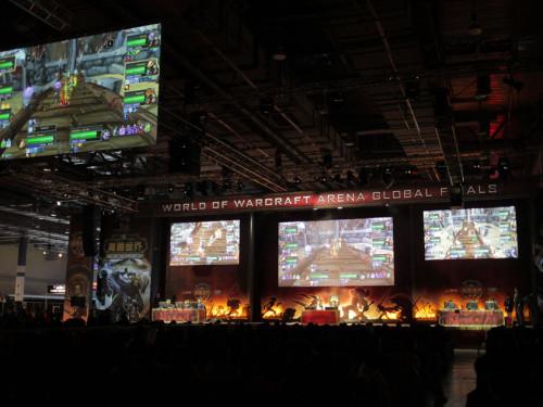 Nuevo sitio de esports de World of Warcraft