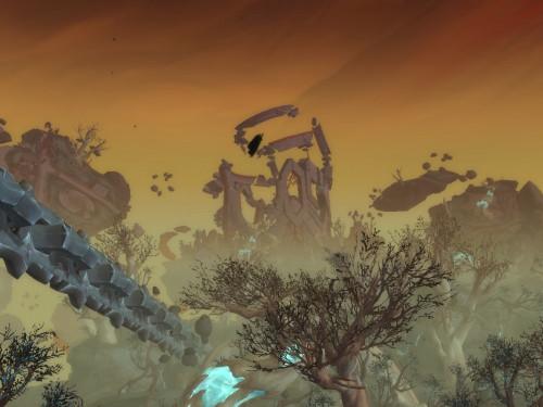 Avance de la Muerte: Guía de Reputación (Shadowlands)