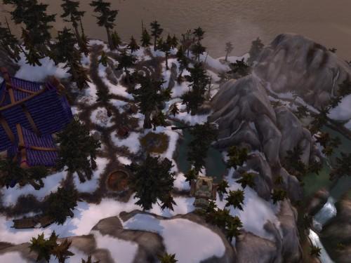 Vista Preliminar: Salas de Clase de Cazador y Brujo
