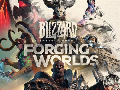 Blizzard presenta Forging Worlds: Stories Behind the Art of Blizzard Entertainment