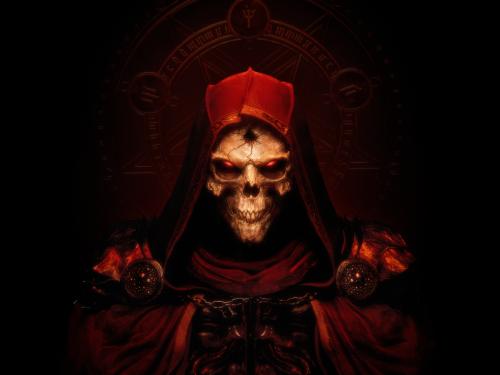 Posible extensión de la alfa técnica de Diablo II: Resurrected