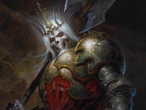 Historia de Diablo: Diablo