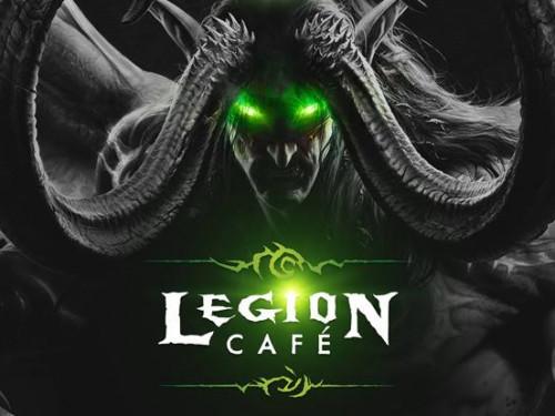 Legion Café: Gamescom 2016