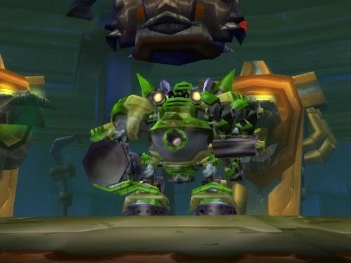 Vial de pringue verde: ¡Boss Secreto!