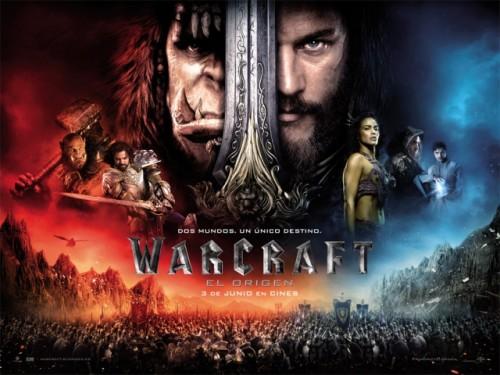 Warcraft: el Origen nº1 en España