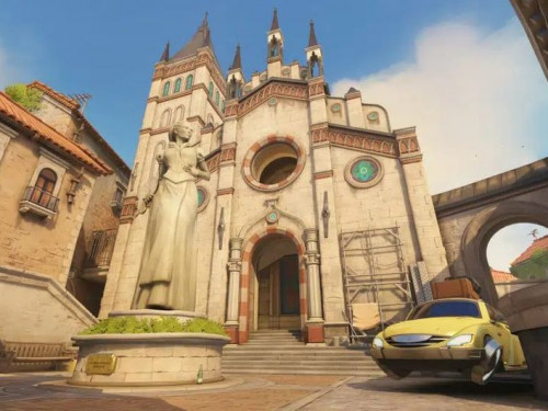 ¡Llega nuevo mapa a Overwatch, Malevento! ¡Ya disponible en el Reino de Pruebas!