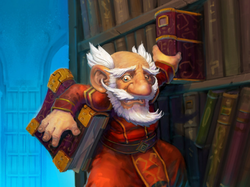 Fan Arts Warcraft: Capítulo CLXXI