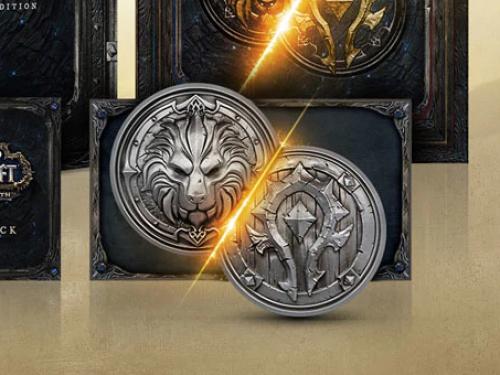 ¡Edición Coleccionista de Battle for Azeroth a un 54% de descuento!