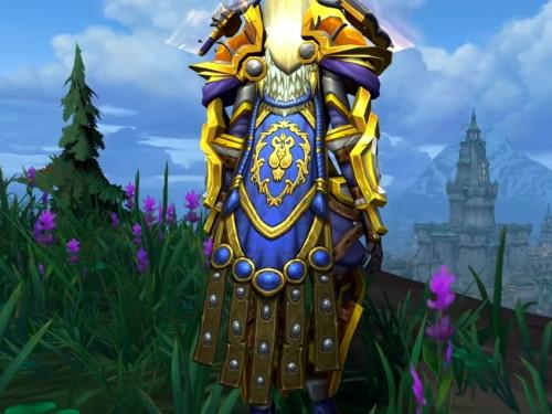 Recompensas de World of Warcraft con la Entrada Virtual