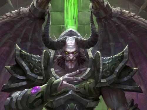 Warcraft III añade la Mascota Mal'Ganis como recompensa para Diablo III