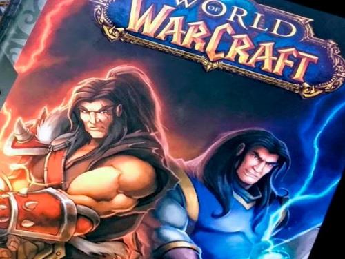¡Consigue un pack de Cómics de Blizzard Legends!
