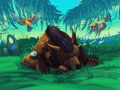 Fan Arts Warcraft: Capítulo CCXXXIV