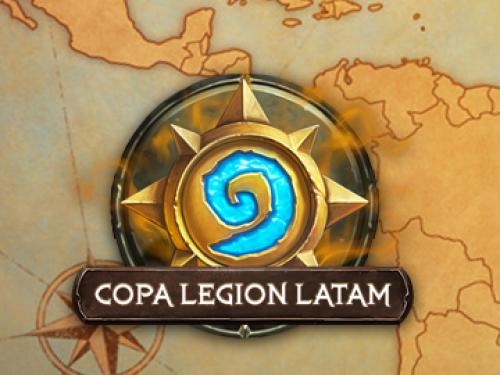 ¡Participa en la Copa Legion Latam de Hearthstone!
