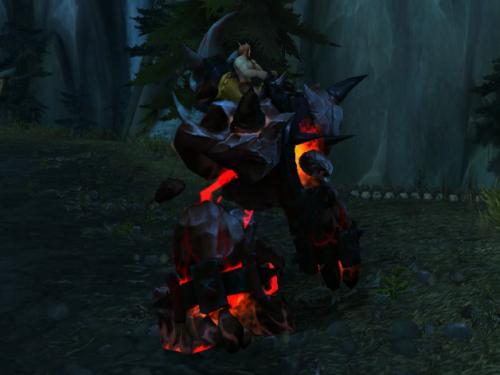 Hellfire Infernal: Montura de Legión