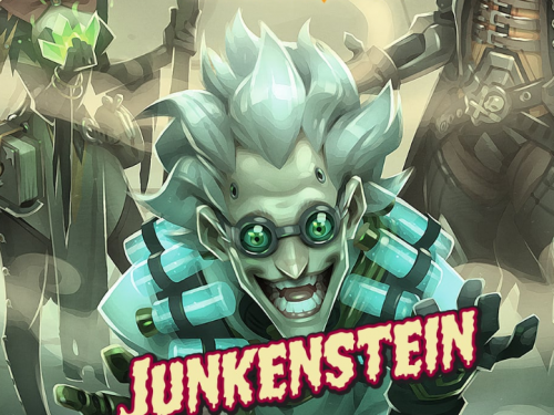Cómic Junkenstein: Especial Halloween