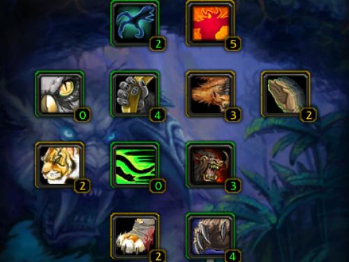 World of Warcraft Classic: Coste del Cambio de Talentos