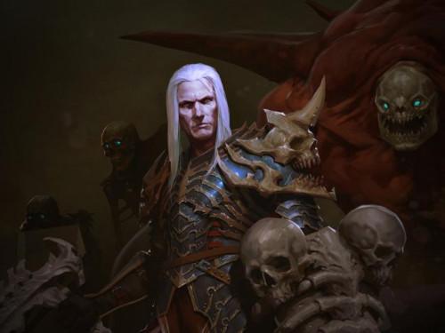 Clases de Diablo: Nigromante