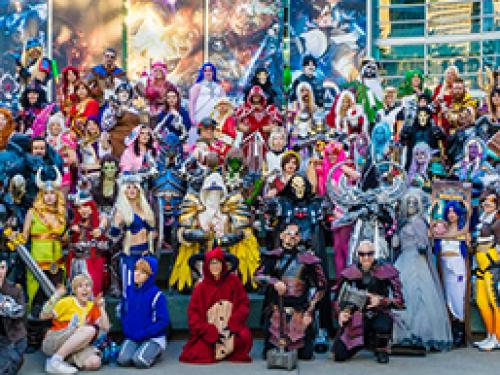 Lo mejor del cosplay en BlizzCon 2015