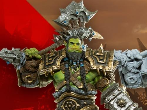 ¡Novedades de octubre en la Gear Store de Blizzard!