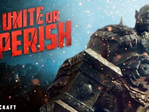 2º  Spot Televisivo de Warcraft: El Origen
