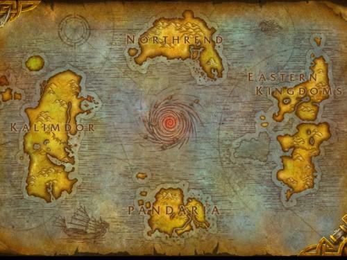 Curiosidades de WoW: Zonas Inaccesibles