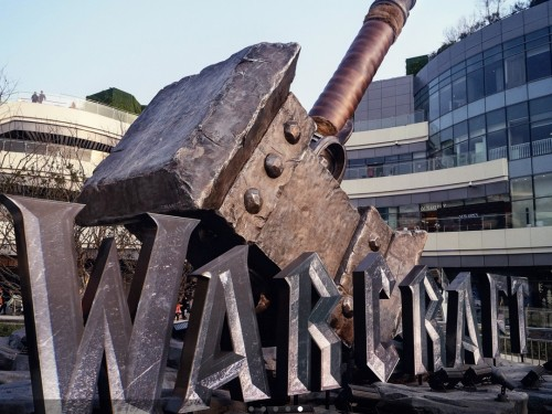 Evento en China sobre Warcraft