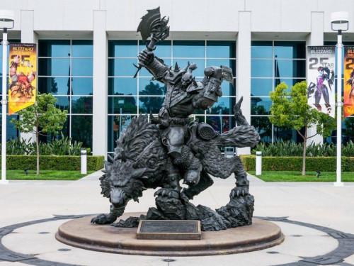 Activision Blizzard toma medidas contra 40 empleados por las denuncias de acoso, vejaciones y discriminación