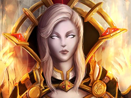 Fan Arts Warcraft: Capítulo CXXVIII
