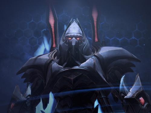 Comandante Starcraft II: Alarak