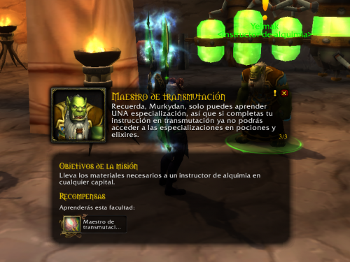 Guía de Addons: Immersion