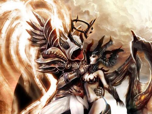 Historia de Diablo: El Principio del Conflicto Eterno