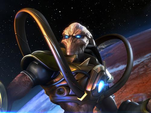 Reino Público de Pruebas para Starcraft Remastered