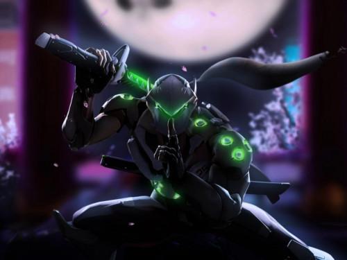 Genji: Habilidades, logros, historia y Curiosidades en Overwatch