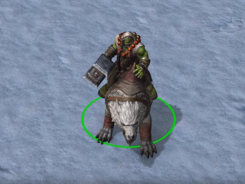 Warcraft III Reforged: Vista Preliminar de Thrall, Héroe de la Horda