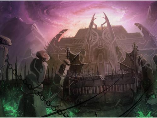 Vista Preliminar: Templo Oscuro Paseo en el Tiempo