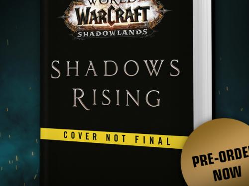 ¡Ya está disponible la precompra de Shadows Rising!