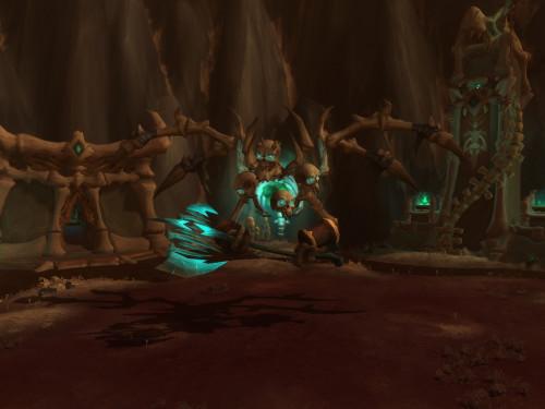 Jefe de Mundo: Mortanis (Shadowlands)