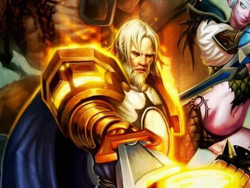 Héroes de Azeroth: Tirion Vadín