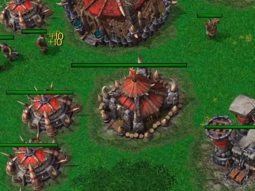 Warcraft III Reforged: Primeros Gameplays