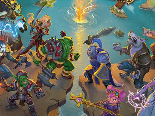 ¡Ya puedes reservar Small World of Warcraft en castellano!