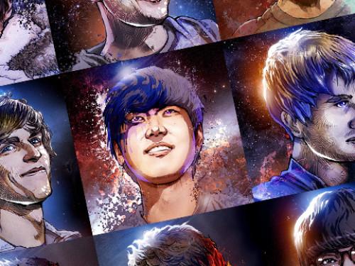 ¡Los retratos de los mejores jugadores de la WCS llegarán a StarCraft II!
